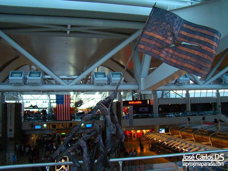 Aeropuerto JFK - John F. Kennedy Nueva York