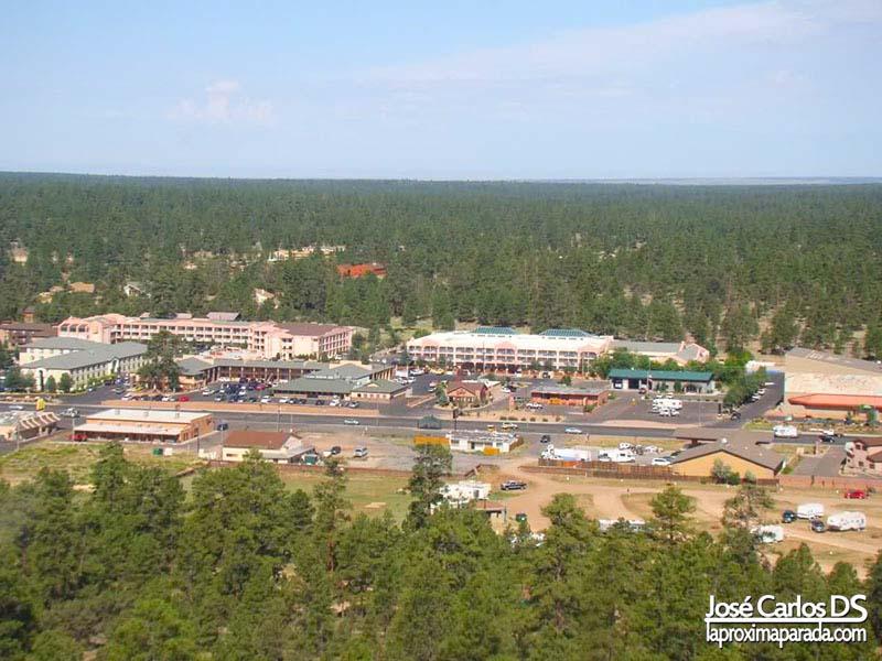 Aeropuerto de Tusayan Parque Nacional Gran Cañón Colorado