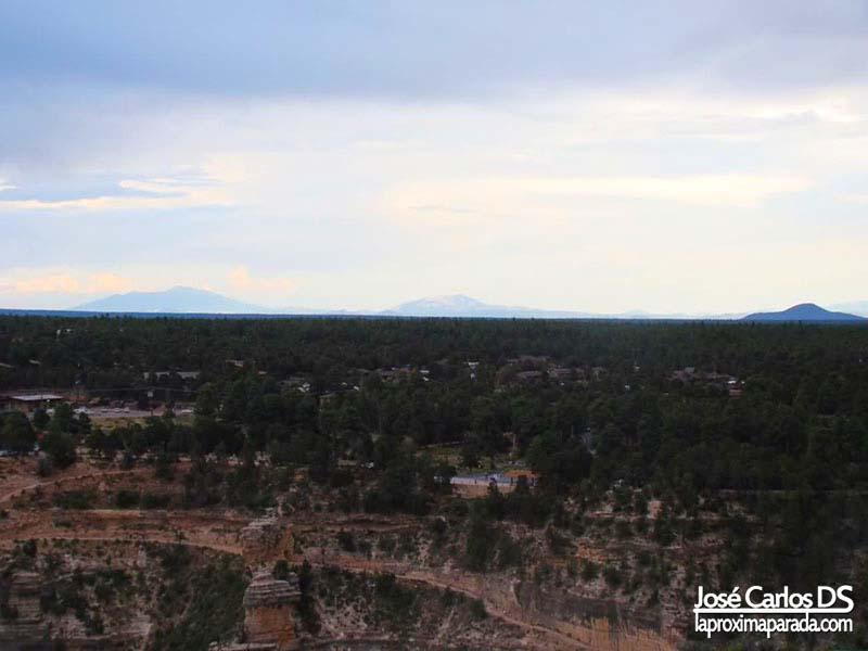 Alojamientos Parque Nacional Cañón del Colorado