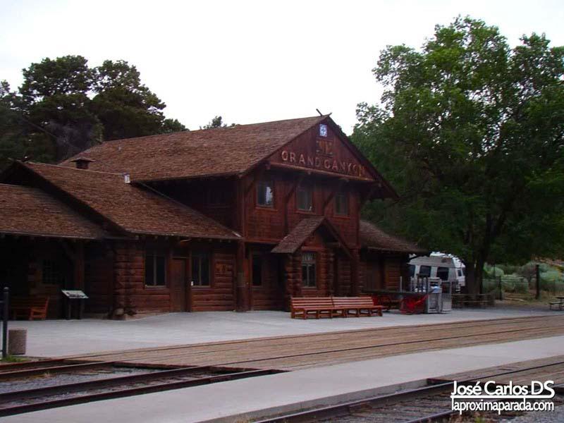 Antigua Estación de Tren Parque Natural Cañón del Colorado