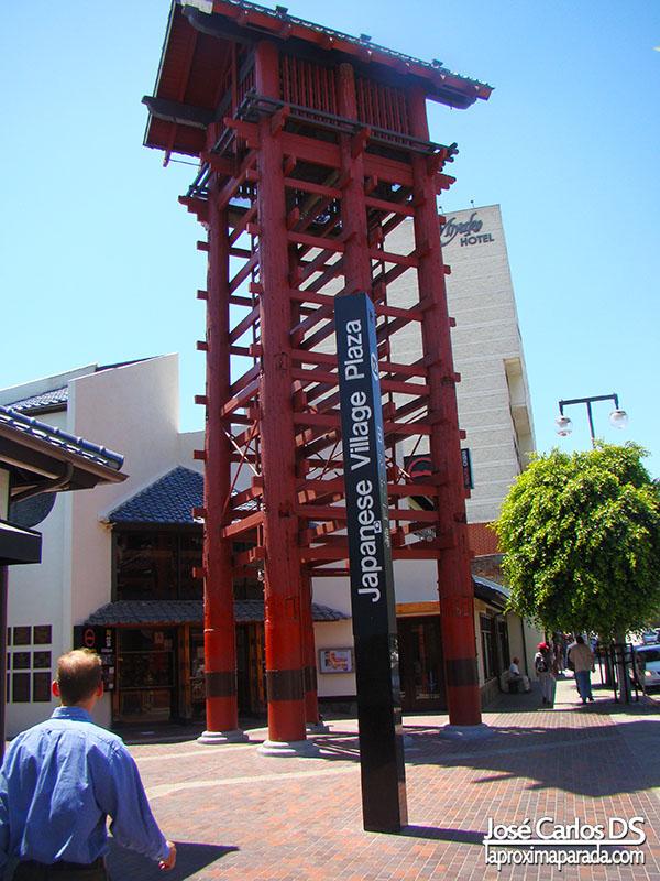 Barrio Japonés Los Angeles
