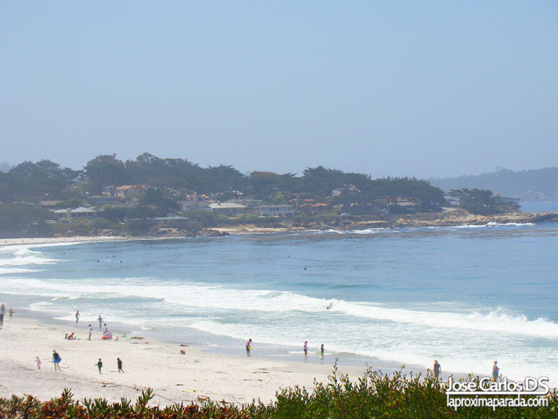 Carmel Costa de California