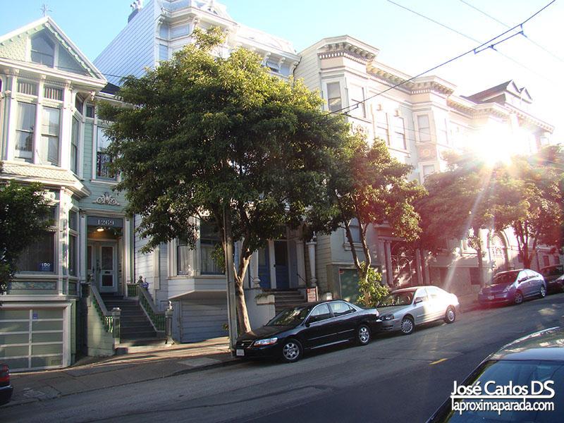Casas Coloniales San Francisco
