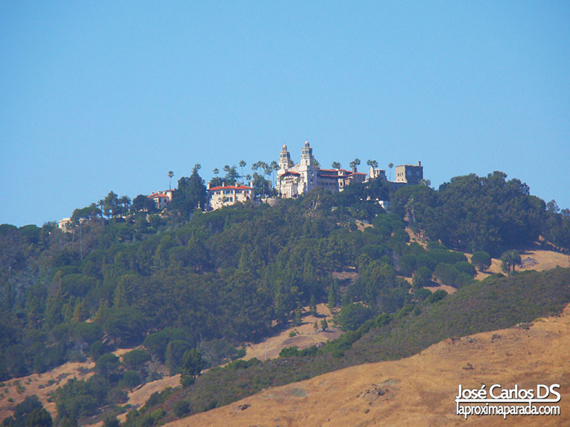 Castillo Hearst San Simeon Costa de California