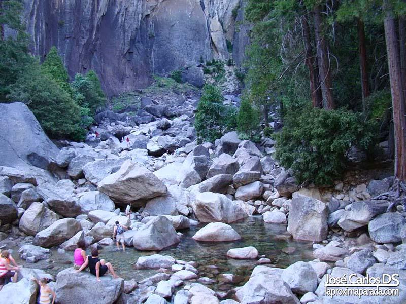Cataratas Yosemite National Park