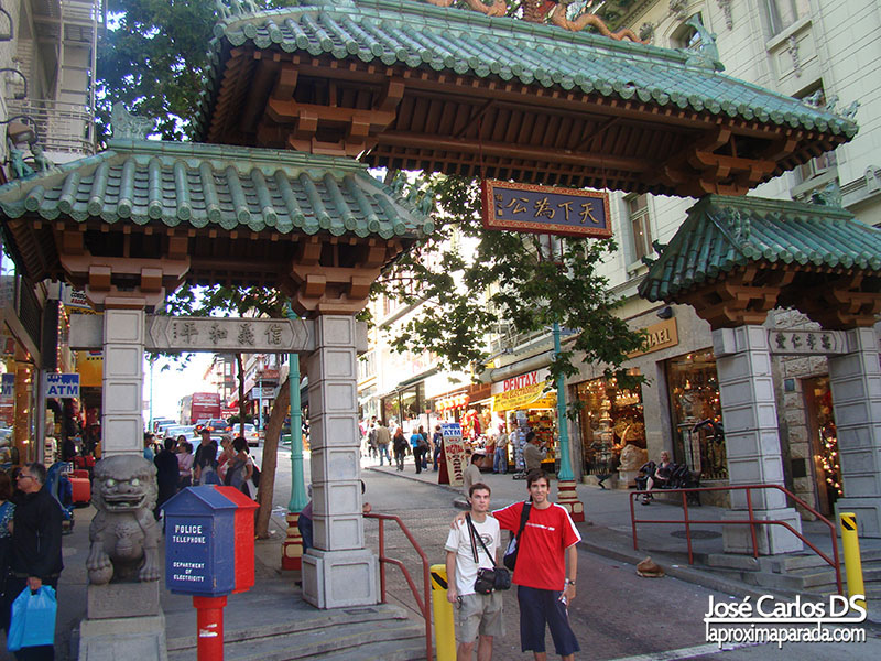 Entrada Chinatown San Francisco