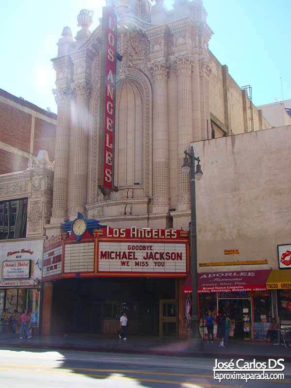 Cine Downtown Los Angeles