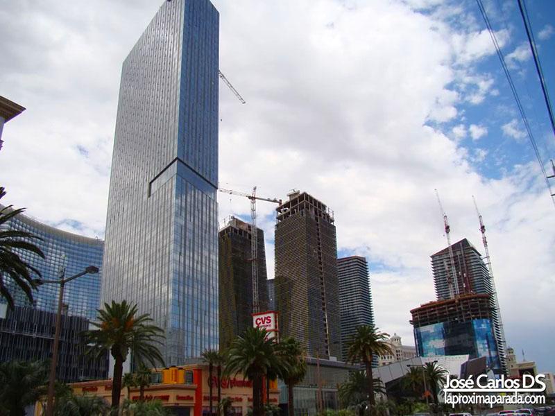 City Center Construcción Las Vegas