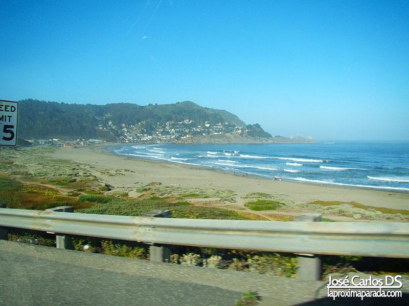 Costa de California Pacífico