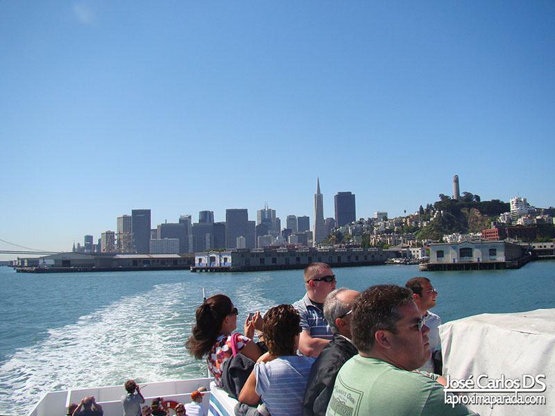 Crucero Isla de Alcatraz San Francisco