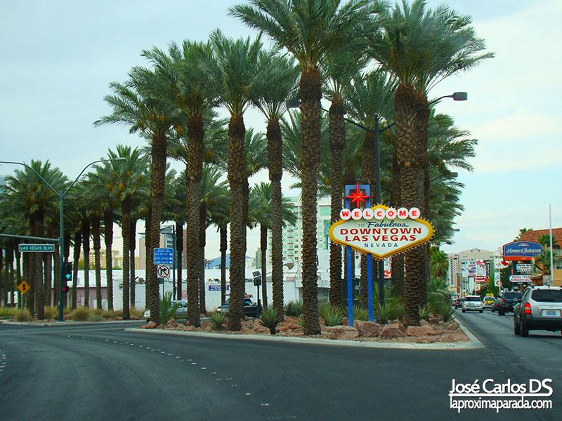 Downtown de Las Vegas