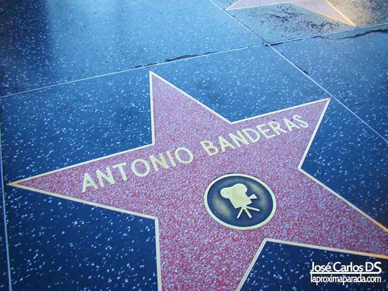 Estrella en Walk of Fame Los Angeles
