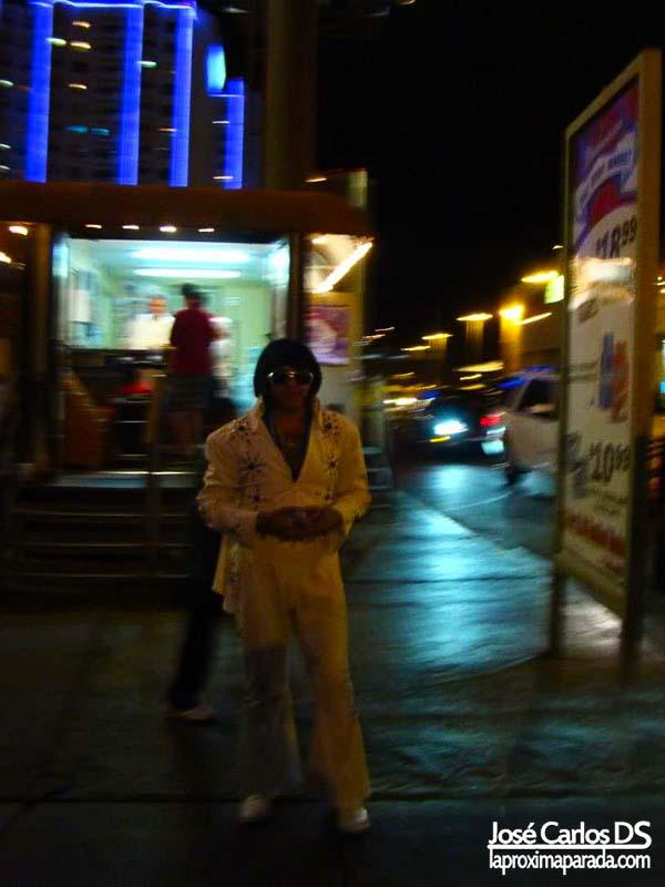 Falso Elvis Presley Las Vegas