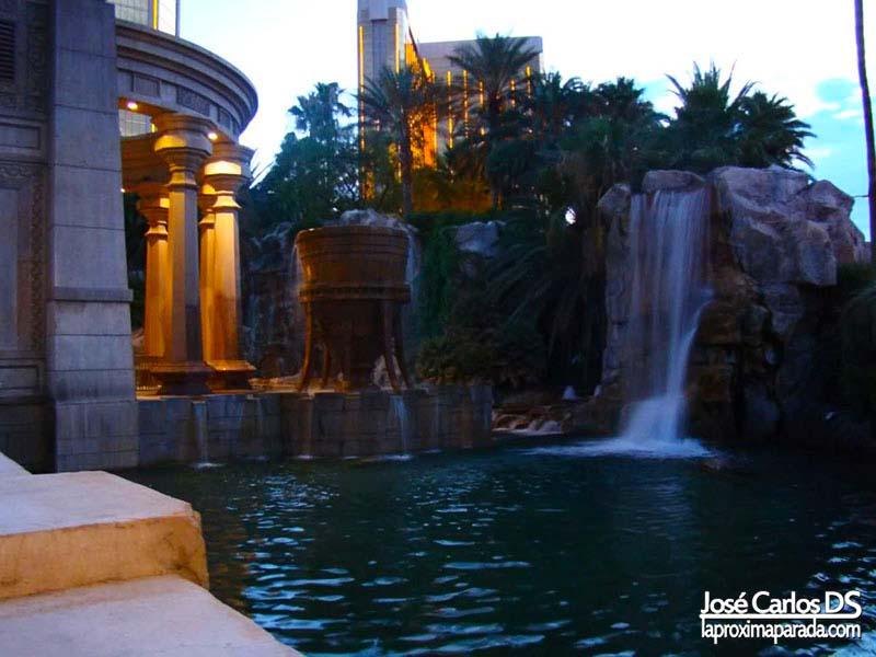 Fuentes Hotel Mandalay Bay Las Vegas