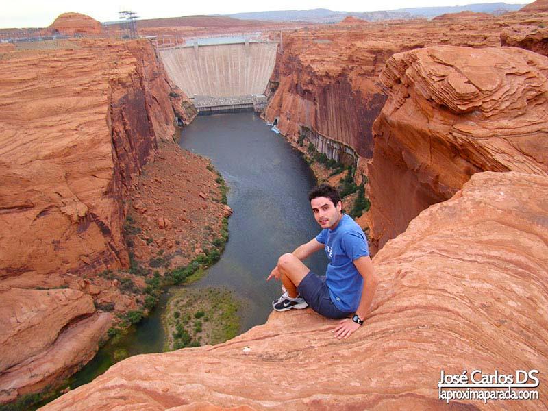 Glen Canyon Powell Lake Arizona