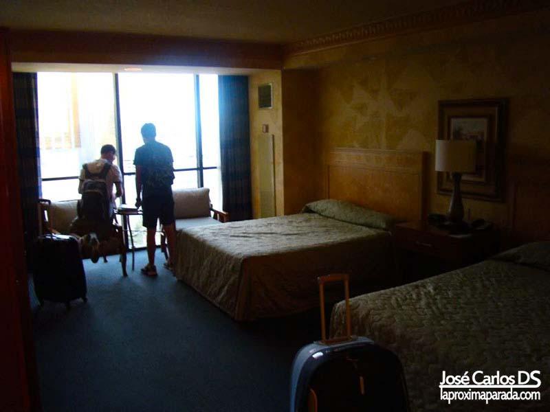 Habitación Hotel Luxor Las Vegas