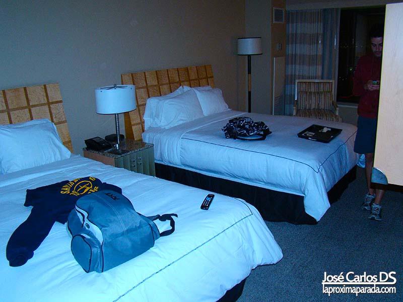 Habitación Hotel MGM Las Vegas