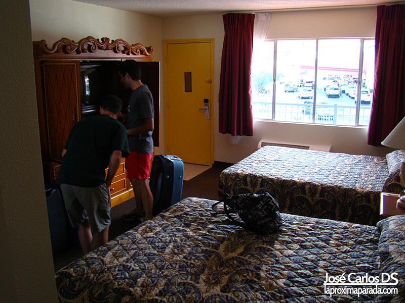 Habitación Travelodge Las Vegas Strip North