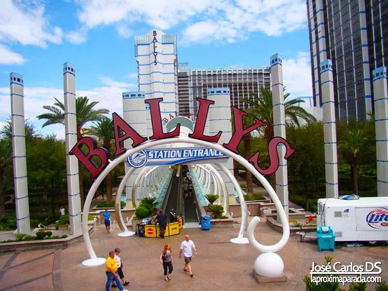 Hotel Bally´s Las Vegas