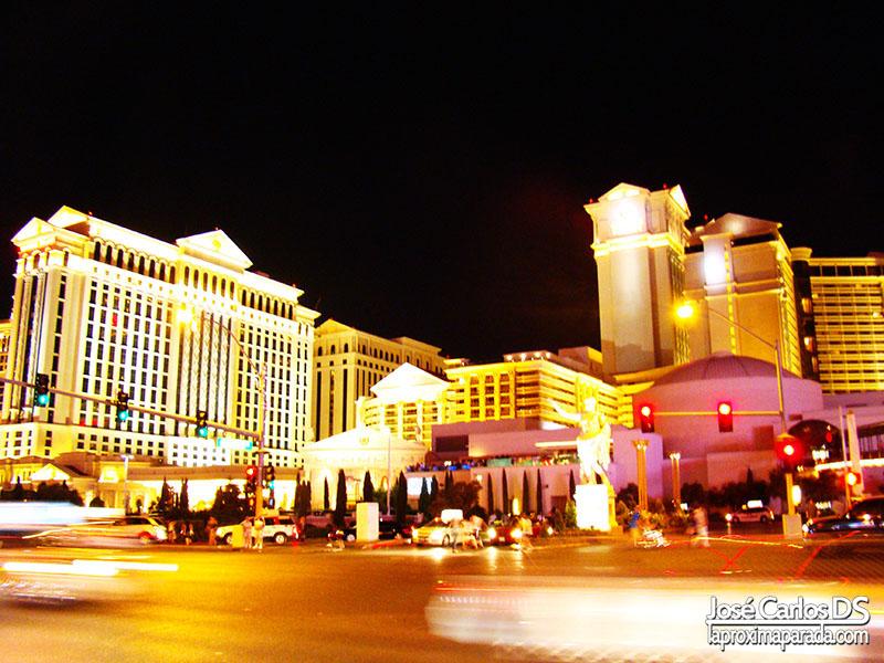 Hotel Caesar Palace Strip de Las Vegas Nevada
