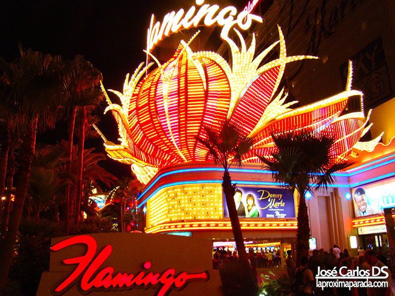 Hotel Flamingo Strip de Las Vegas Nevada
