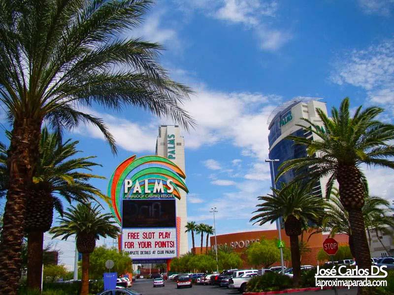Hotel Palms Las Vegas