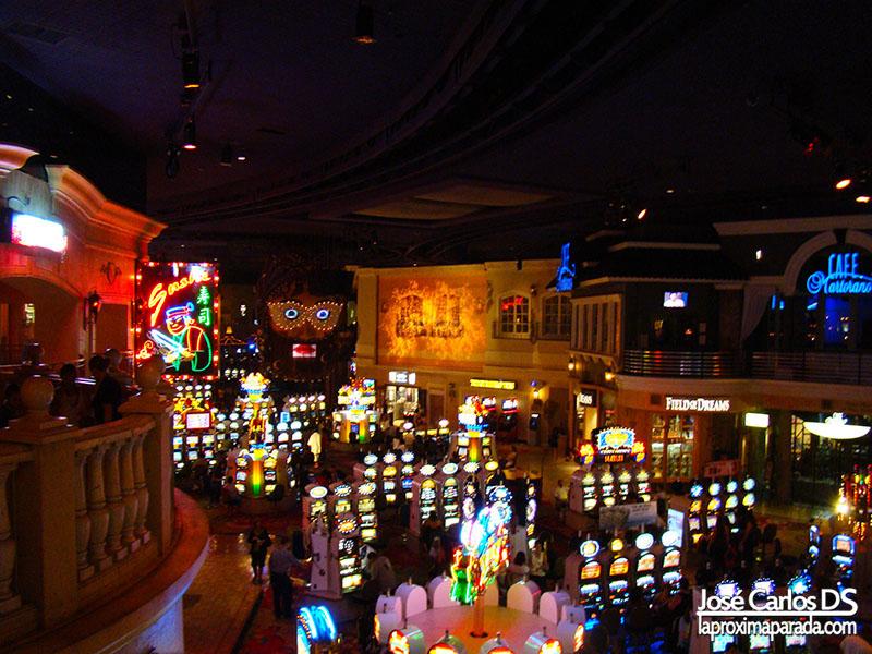 Interior Hotel Rio Las Vegas