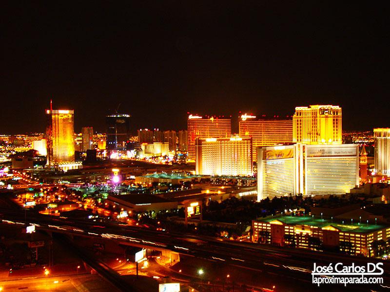 Vistas desde Hotel Rio Las Vegas