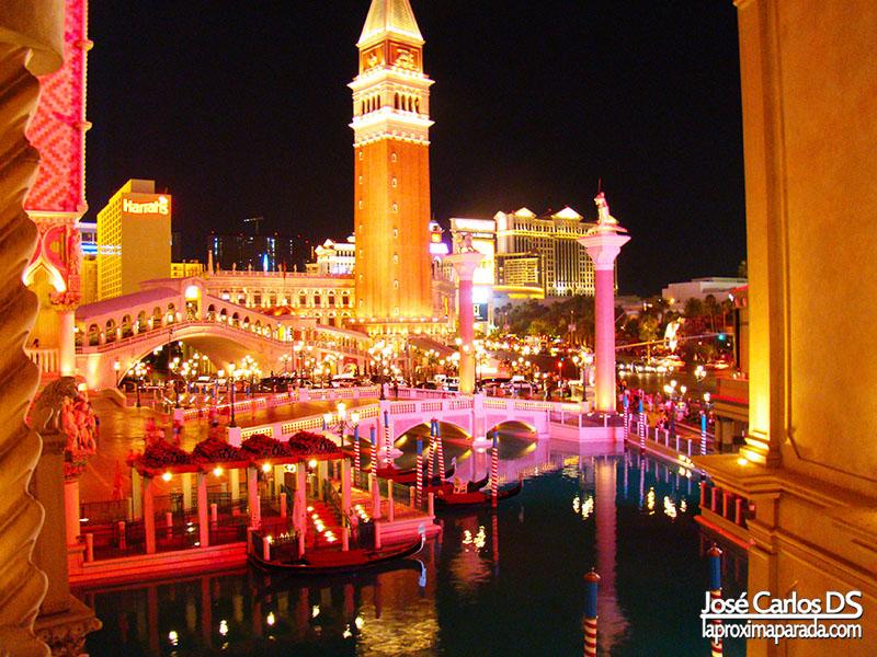 Hotel The Venetian Strip de Las Vegas Nevada
