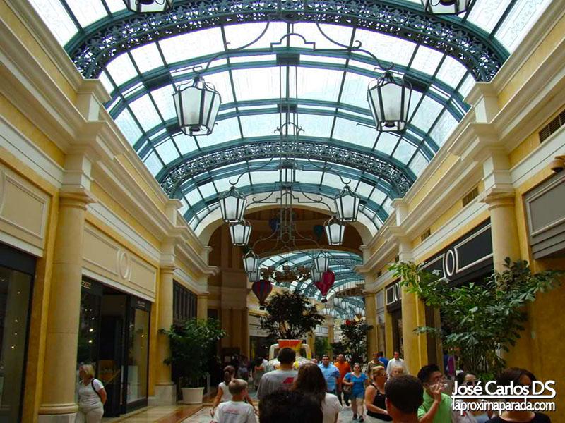 Interior Hotel Bellagio Las Vegas