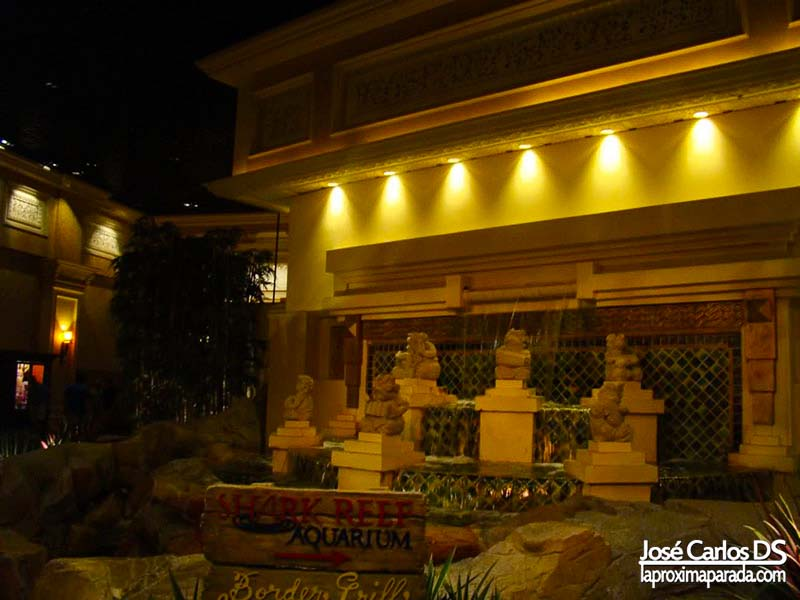 Interior Hotel Mandalay Bay Las Vegas