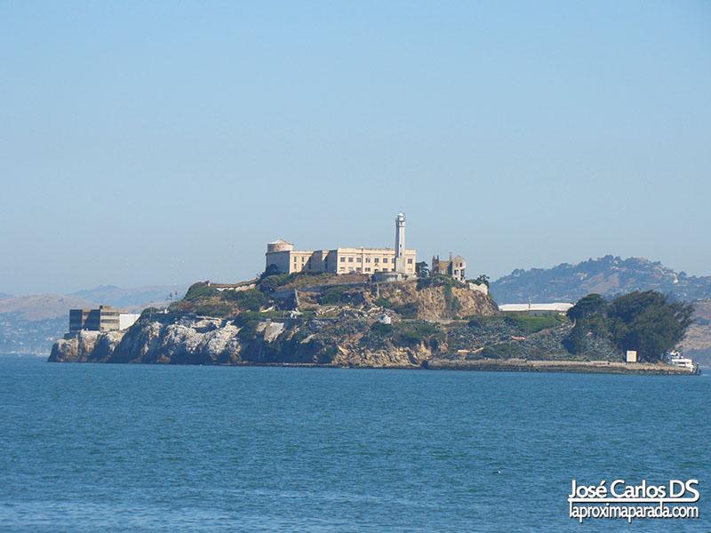 Isla de Acatraz San Francisco