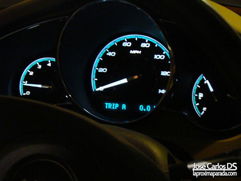 Kilómetros a cero del Chevrolet
