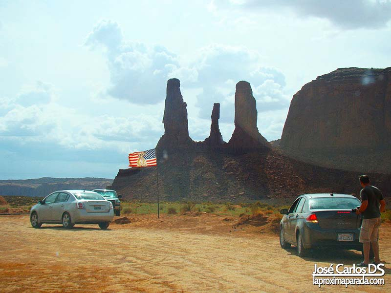 Las 3 Hermanas Tour en coche por Monument Valley Utah