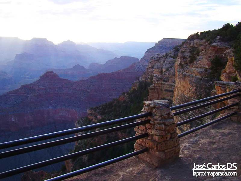 Mirador Grand Canyon South Rim