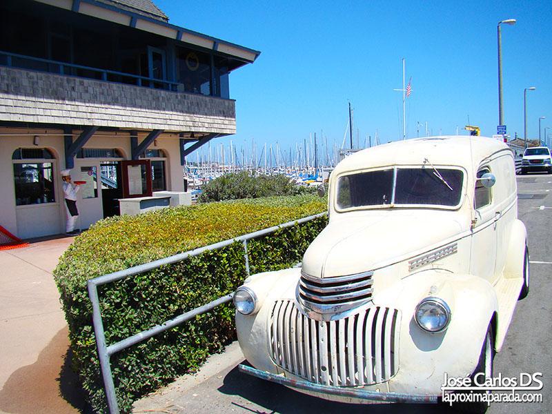 Monterey Costa de California