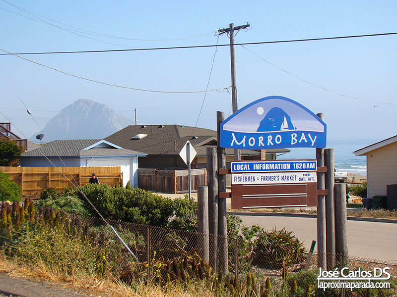 Morro Bay Costa de California