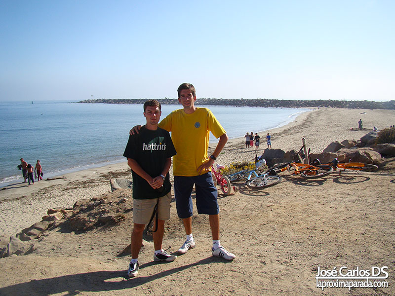 Morro Bay Costa de California