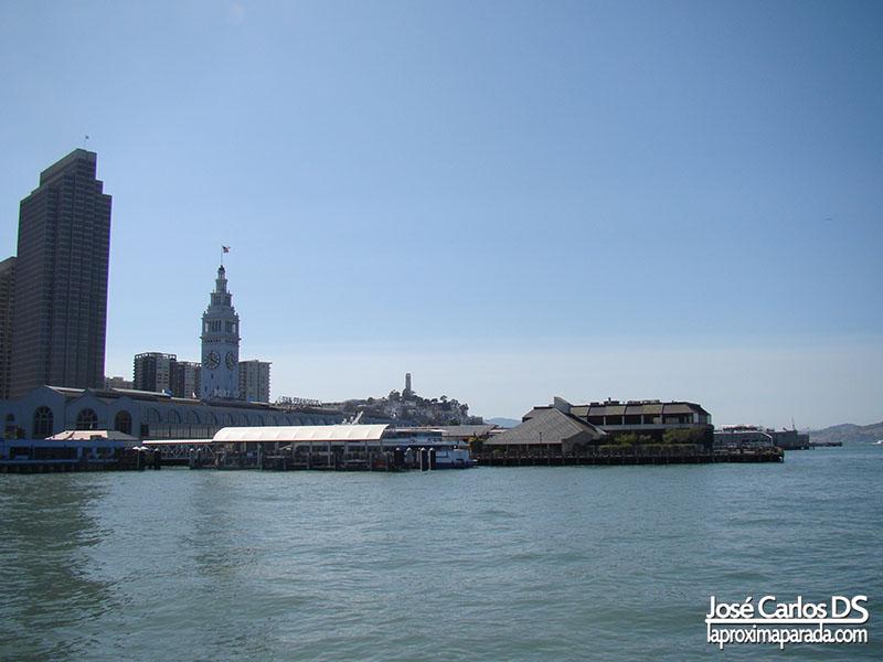 Muelles del Puerto de San Francisco