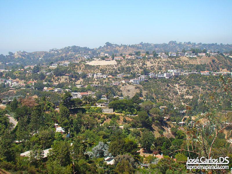 Mulholland Dr. Los Angeles