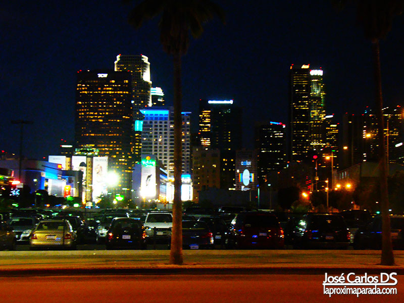 Noche Downtown Los Angeles