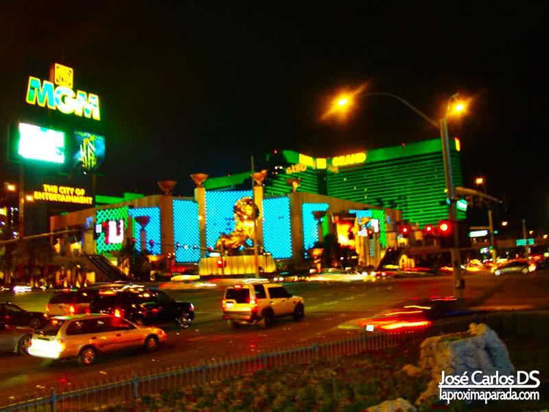 Noche Hotel MGM Las Vegas