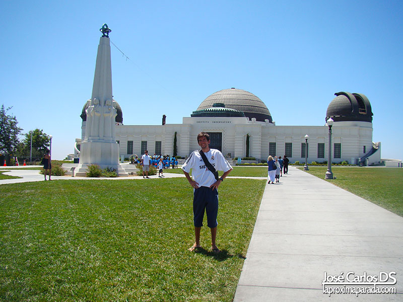 Observatorio Griffith Los Angeles