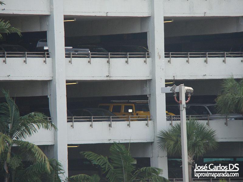 Parking Aeropuerto de Miami