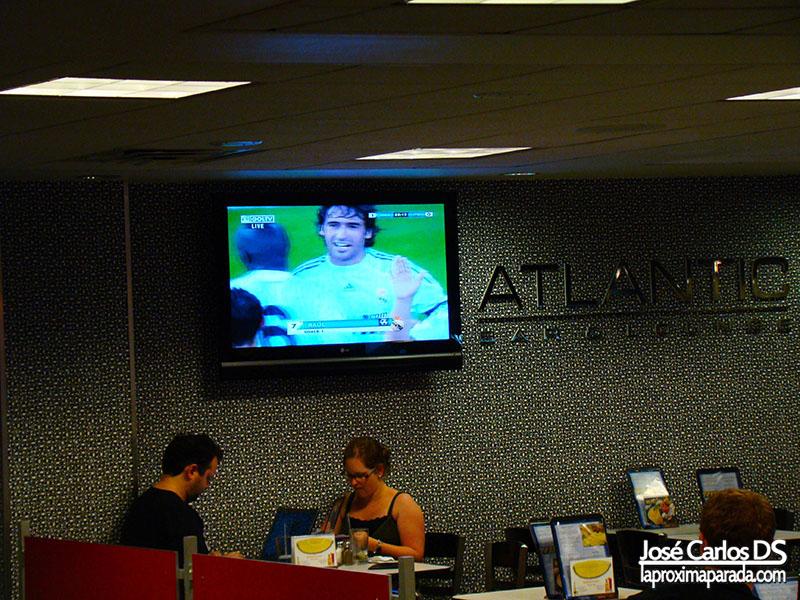 Partido Real Madrid en Aeropuerto JFK - John F. Kennedy