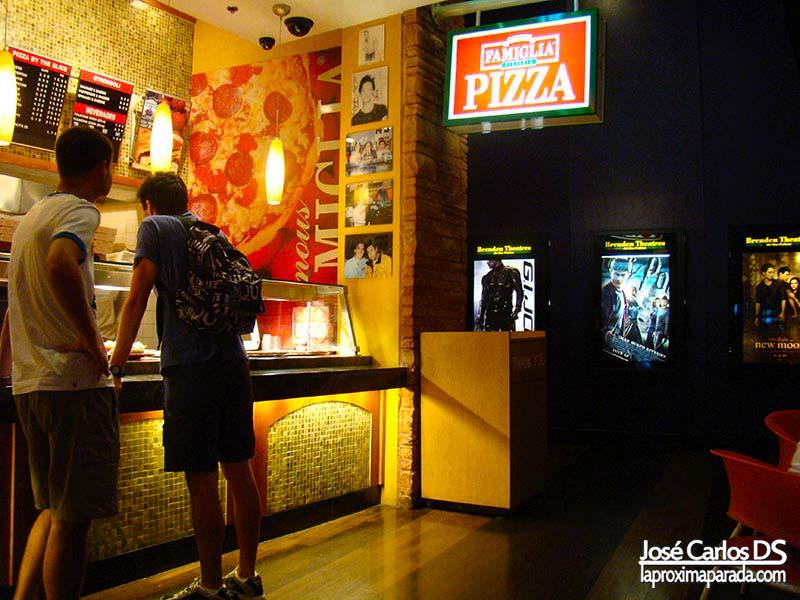 Pizzeria Hotel Palms Las Vegas