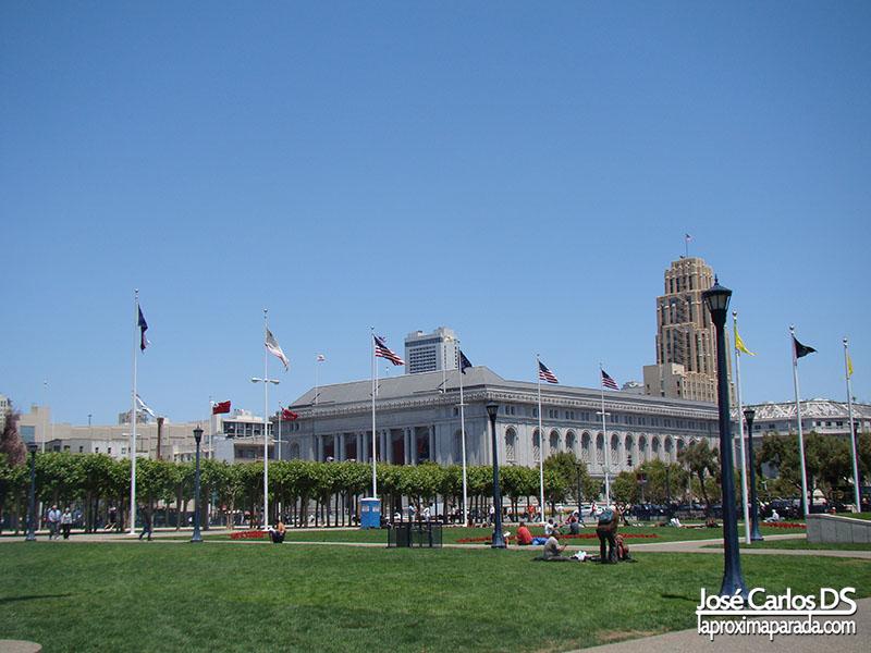 Plaza Naciones Unidas San Francisco