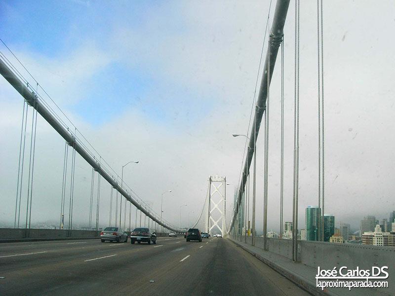 Puente de Oakland San Francisco