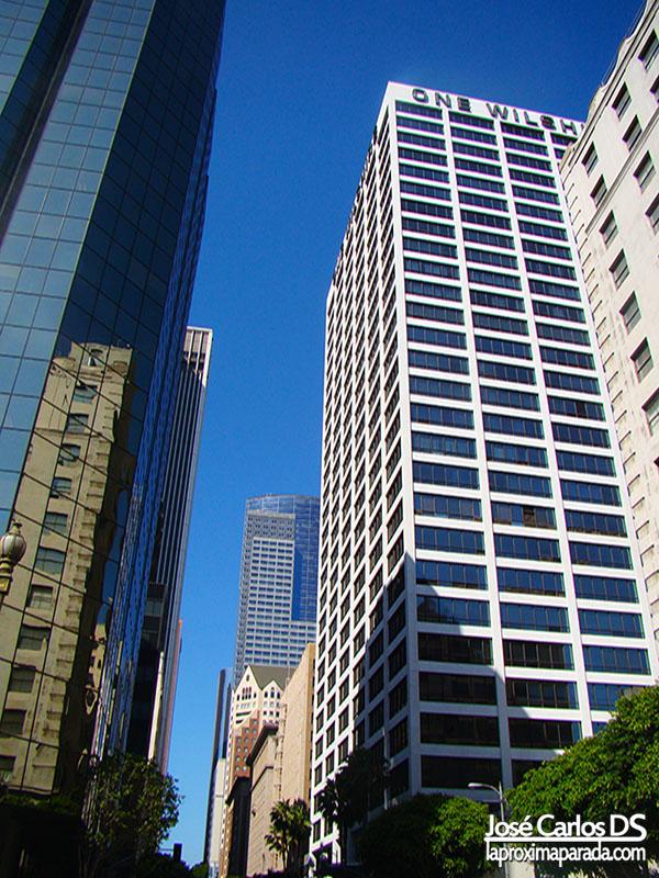 Rascacielos de Los Angeles