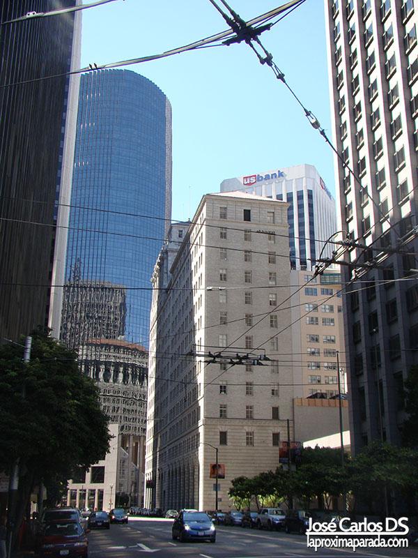 Rascacielos de San Francisco
